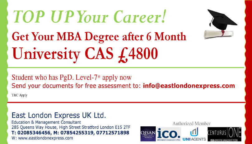 MBA TOP UP 4800